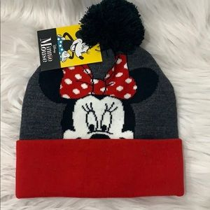Minnie's Mouse Disney hat
